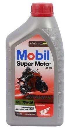 Óleo Semisintético Mobil Super Moto Authentic 10w30
