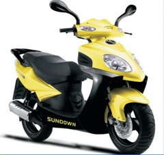 Protetor Do Amortecedor Scooter Sundown - comprar online
