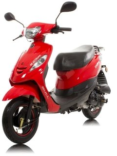 Imagem do Carburador Scooter Spirit 50 Bull Motos Original