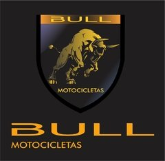 Carenagem Frontal Dianteira Bull Spirit SL Original - Moto Nelson