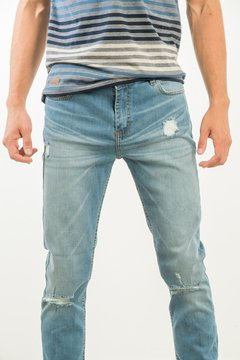 Pantalon Jean Regular 05