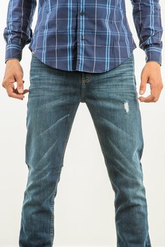 Pantalon Jean Regular 04