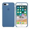 SILICONE CASE IPHONE 7/8 DENIM BLUE