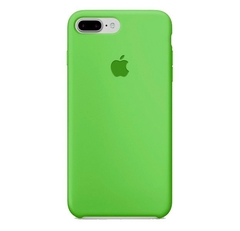 SILICONE CASE IPHONE 5 VERDE MANZANA