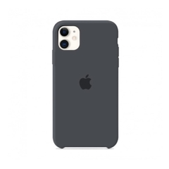 SILICONE CASE IPHONE 7 PLUS / 8 PLUS  CHARCOAL GREY