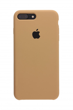SILICONE CASE IPHONE 7/8 GOLD