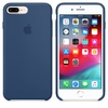 SILICONE CASE IPHONE 7 PLUS / 8 PLUS  BLUE COBALT