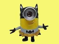 MUÑECO MINION - BATMAN