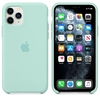 FUNDA SILICONE CASE IPHONE - MARINE GREEN