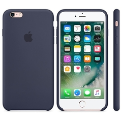 SILICONE CASE IPHONE 6 MIDNIGHT BLUE