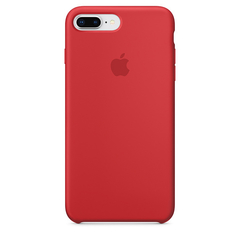 SILICONE CASE IPHONE 7 PLUS / 8 PLUS RED