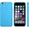 SILICONE CASE IPHONE 6 BLUE
