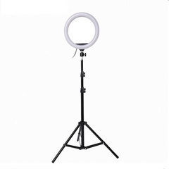 SELFIE RING LIGHT CON TRIPODE