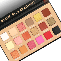 Paleta sombras Too Much Drama en internet