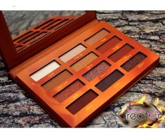 Sombrashot Fire Beauty Creations Paleta Sombras Hot Fire en internet