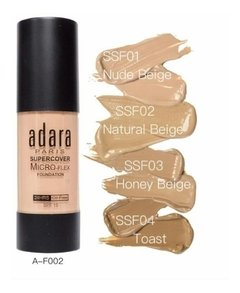 Maquillaje Adara Paris Supercover Base Adara Paris
