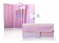 Set Brochas Unicornio Beauty Creations Set Maquillaje