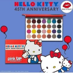 Paleta 45 Aniversario Hello Kitty