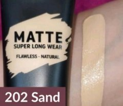 Maquillaje Matte Adara Paris - House of Beauty