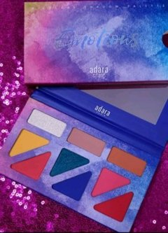 Paleta Emotions Adara Paris