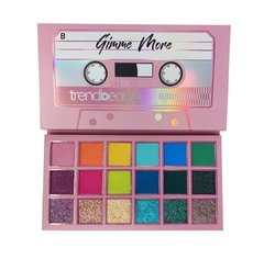 Gimme More Paleta Sombras Trend Beauty