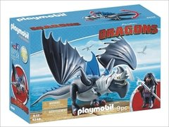 Playmobil Grago y Dragon