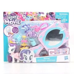 My Little Pony The Movie - Boutique Espejo - Rarity