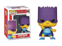 Funko Pop Bartman Los Simpsons