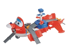 Super Wings Jett Se Transforma en Aeropuerto en internet