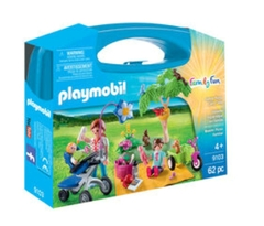 Playmobil family picnic