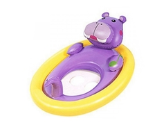Salvavida Inflable Bebe Forma Animal 81x56cm