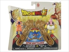 Figura Dragon Ball Combate Pack
