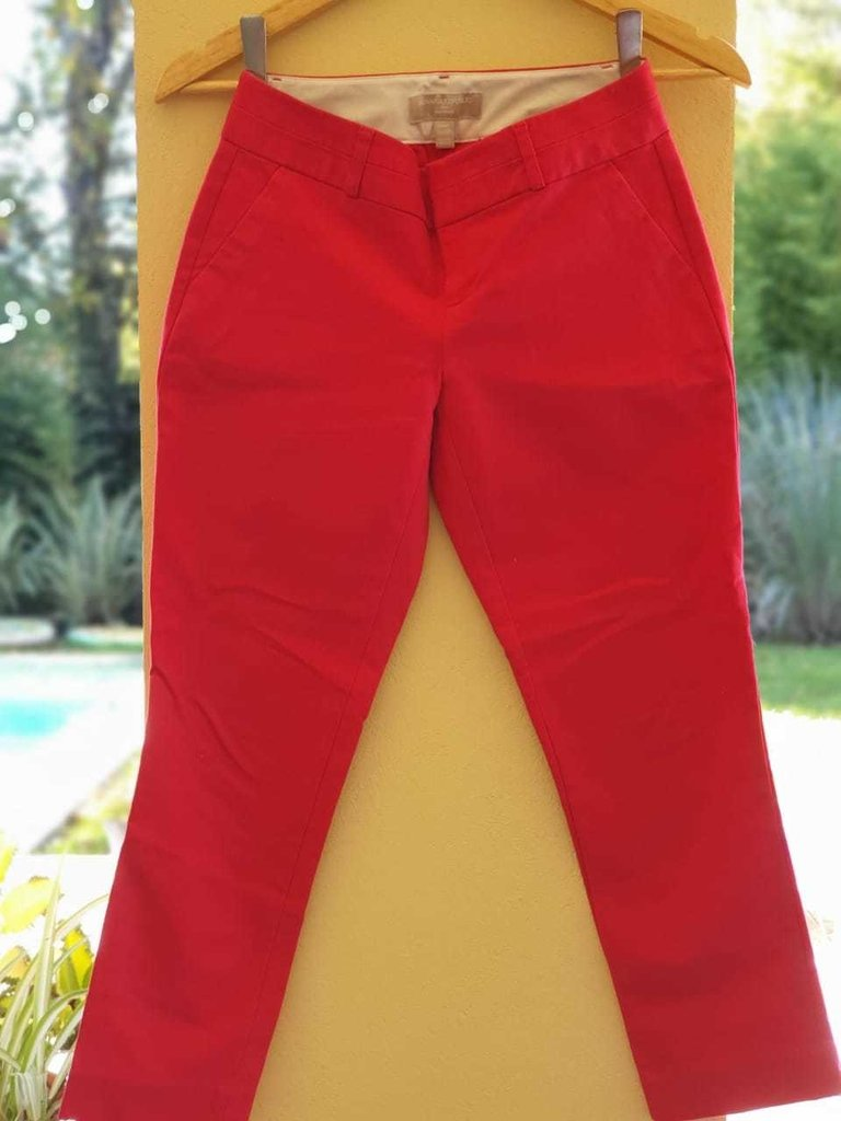 Pantalon Mujer Banana Republic Talle P S