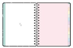 Planner Anual Grid Branco na internet