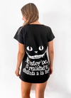 Remeron Gato Chesire Alicia