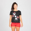 PIJAMA 100% ALGODON - MICKEY Y MINNIE (REMERA)
