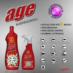 Multi Inseticida Age - Spray 500ml - comprar online