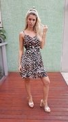Vestido Animal Print #20041 - ropamujerpormayor