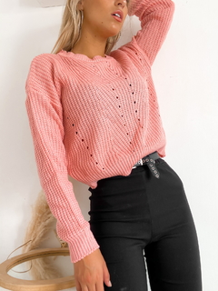 Sweater calado Bellalong