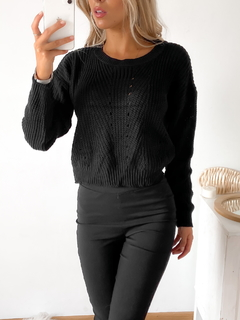 Sweater calado Bellalong - BENKA