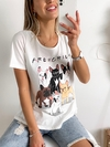Remera estampada Frenchies