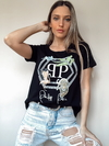 Remera estampada Philip Plein