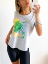 Remera estampada Tropicals - comprar online