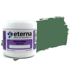 PINTURA CHALK PAINT ETERNA 200 ML ACEITUNA