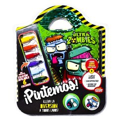 SET VERTICE PINTEMOS ZOMBIES 3921