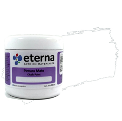 PINTURA CHALK PAINT ETERNA 200 ML NIEVE