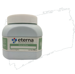 PINTURA CHALK PAINT ETERNA 700 ML NIEVE