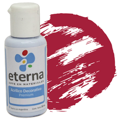 ACRILICO ETERNA DEC ROJO DE CADMIO 50ML