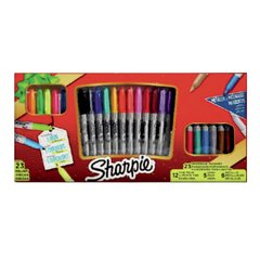 KIT SHARPIE COLORING 23 PIEZAS 1302