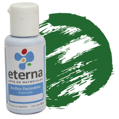 ACRILICO ETERNA DEC VERDE INGLES 50ML